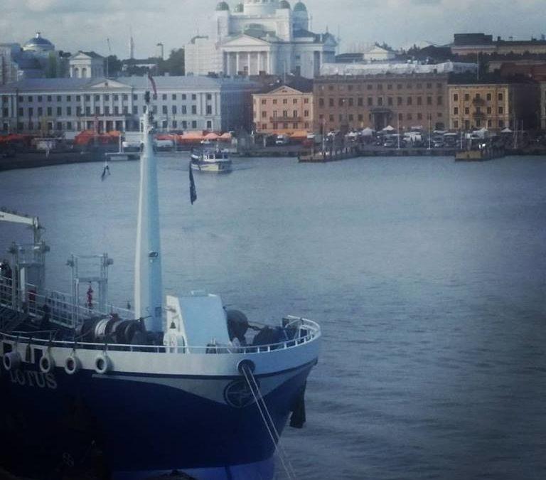 Planeringsresa till Helsingfors